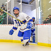 3/5/17 2:49:39 PM NESCAC MEN'S HOCKEY FINAL Hamilton College v Trinity College at Russell Sage Rink, Hamilton College, Clinton, NY<br /> <br /> Trinity won 3-2 in OT<br /> <br /> Photo by Josh McKee