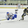 3/5/17 2:30:55 PM NESCAC MEN'S HOCKEY FINAL Hamilton College v Trinity College at Russell Sage Rink, Hamilton College, Clinton, NY<br /> <br /> Trinity won 3-2 in OT<br /> <br /> Photo by Josh McKee
