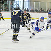 3/5/17 2:12:24 PM NESCAC MEN'S HOCKEY FINAL Hamilton College v Trinity College at Russell Sage Rink, Hamilton College, Clinton, NY<br /> <br /> Trinity won 3-2 in OT<br /> <br /> Photo by Josh McKee