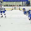 3/5/17 2:24:16 PM NESCAC MEN'S HOCKEY FINAL Hamilton College v Trinity College at Russell Sage Rink, Hamilton College, Clinton, NY<br /> <br /> Trinity won 3-2 in OT<br /> <br /> Photo by Josh McKee