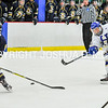 3/5/17 2:33:06 PM NESCAC MEN'S HOCKEY FINAL Hamilton College v Trinity College at Russell Sage Rink, Hamilton College, Clinton, NY<br /> <br /> Trinity won 3-2 in OT<br /> <br /> Photo by Josh McKee