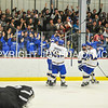 2/25/17 2:25:47 PM Hamilton College Men's Hockey v Bowdoin College in a NESCAC Quarterfinal at Russell Sage Rink, Hamilton College, Clinton, NY<br /> <br /> Photo by Josh McKee