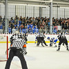 2/25/17 2:11:20 PM Hamilton College Men's Hockey v Bowdoin College in a NESCAC Quarterfinal at Russell Sage Rink, Hamilton College, Clinton, NY<br /> <br /> Photo by Josh McKee