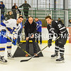 2/25/17 1:04:05 PM Hamilton College Men's Hockey v Bowdoin College in a NESCAC Quarterfinal at Russell Sage Rink, Hamilton College, Clinton, NY<br /> <br /> Photo by Josh McKee