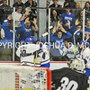 2/25/17 2:02:34 PM Hamilton College Men's Hockey v Bowdoin College in a NESCAC Quarterfinal at Russell Sage Rink, Hamilton College, Clinton, NY<br /> <br /> Photo by Josh McKee