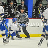 2/25/17 1:14:41 PM Hamilton College Men's Hockey v Bowdoin College in a NESCAC Quarterfinal at Russell Sage Rink, Hamilton College, Clinton, NY<br /> <br /> Photo by Josh McKee