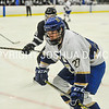 2/25/17 1:14:25 PM Hamilton College Men's Hockey v Bowdoin College in a NESCAC Quarterfinal at Russell Sage Rink, Hamilton College, Clinton, NY<br /> <br /> Photo by Josh McKee