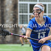 Hamilton College midfielder Darby Philbrick (13)<br /> <br /> 5/14/17 1:05:45 PM NCAA DIII Women's Lacrosse Championship Second Round: #9 Salisbury University @ #12 Hamilton College, at Steuben Field, Hamilton College, Clinton, NY<br /> <br /> Final: Salisbury 7  Hamilton 5<br /> <br /> Photo by Josh McKee
