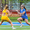 Hamilton College defender Maddie Fitzpatrick (15)<br /> <br /> 5/14/17 1:05:42 PM NCAA DIII Women's Lacrosse Championship Second Round: #9 Salisbury University @ #12 Hamilton College, at Steuben Field, Hamilton College, Clinton, NY<br /> <br /> Final: Salisbury 7  Hamilton 5<br /> <br /> Photo by Josh McKee