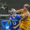 Hamilton College midfielder Darby Philbrick (13)<br /> <br /> 5/14/17 1:13:26 PM NCAA DIII Women's Lacrosse Championship Second Round: #9 Salisbury University @ #12 Hamilton College, at Steuben Field, Hamilton College, Clinton, NY<br /> <br /> Final: Salisbury 7  Hamilton 5<br /> <br /> Photo by Josh McKee