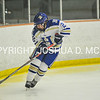 2/25/17 4:34:37 PM Hamilton College Women's Hockey v Bowdoin College in a NESCAC Quarterfinal at Russell Sage Rink, Hamilton College, Clinton, NY<br /> <br /> Photo by Josh McKee