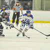 2/25/17 4:30:06 PM Hamilton College Women's Hockey v Bowdoin College in a NESCAC Quarterfinal at Russell Sage Rink, Hamilton College, Clinton, NY<br /> <br /> Photo by Josh McKee