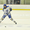 2/25/17 4:44:40 PM Hamilton College Women's Hockey v Bowdoin College in a NESCAC Quarterfinal at Russell Sage Rink, Hamilton College, Clinton, NY<br /> <br /> Photo by Josh McKee