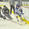 2/25/17 4:41:58 PM Hamilton College Women's Hockey v Bowdoin College in a NESCAC Quarterfinal at Russell Sage Rink, Hamilton College, Clinton, NY<br /> <br /> Photo by Josh McKee