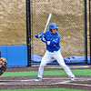 Hamilton College outfielder Rich Marooney (5)<br /> <br /> 4/13/18 3:25:36 PM Baseball: Wesleyan University vs Hamilton College at Loop Road Baseball/Softball Complex, Hamilton College, Clinton, NY<br /> <br /> Final: Wesleyan 2    Hamilton 3<br /> <br /> Photo by Josh McKee