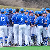 Team<br /> <br /> 4/13/18 2:57:42 PM Baseball: Wesleyan University vs Hamilton College at Loop Road Baseball/Softball Complex, Hamilton College, Clinton, NY<br /> <br /> Final: Wesleyan 2    Hamilton 3<br /> <br /> Photo by Josh McKee