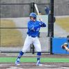 Hamilton College catcher Craig Sandford (30)<br /> <br /> 4/13/18 4:04:00 PM Baseball: Wesleyan University vs Hamilton College at Loop Road Baseball/Softball Complex, Hamilton College, Clinton, NY<br /> <br /> Final: Wesleyan 2    Hamilton 3<br /> <br /> Photo by Josh McKee