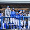 Team, Celebration<br /> <br /> 4/13/18 3:07:53 PM Baseball: Wesleyan University vs Hamilton College at Loop Road Baseball/Softball Complex, Hamilton College, Clinton, NY<br /> <br /> Final: Wesleyan 2    Hamilton 3<br /> <br /> Photo by Josh McKee