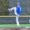 Hamilton College pitcher Chris Keane (2)<br /> <br /> 4/13/18 4:32:33 PM Baseball: Wesleyan University vs Hamilton College at Loop Road Baseball/Softball Complex, Hamilton College, Clinton, NY<br /> <br /> Final: Wesleyan 2    Hamilton 3<br /> <br /> Photo by Josh McKee
