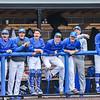 Team, Celebration<br /> <br /> 4/13/18 3:07:55 PM Baseball: Wesleyan University vs Hamilton College at Loop Road Baseball/Softball Complex, Hamilton College, Clinton, NY<br /> <br /> Final: Wesleyan 2    Hamilton 3<br /> <br /> Photo by Josh McKee
