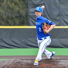 Hamilton College pitcher Chris Keane (2)<br /> <br /> 4/13/18 4:32:34 PM Baseball: Wesleyan University vs Hamilton College at Loop Road Baseball/Softball Complex, Hamilton College, Clinton, NY<br /> <br /> Final: Wesleyan 2    Hamilton 3<br /> <br /> Photo by Josh McKee