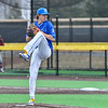 Hamilton College pitcher Chris Keane (2)<br /> <br /> 4/13/18 4:34:12 PM Baseball: Wesleyan University vs Hamilton College at Loop Road Baseball/Softball Complex, Hamilton College, Clinton, NY<br /> <br /> Final: Wesleyan 2    Hamilton 3<br /> <br /> Photo by Josh McKee