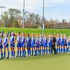 Team<br /> <br /> 10/28/17 1:00:25 PM Women's Field Hockey  NESCAC Championship Quarterfinal:  Trinity College vs Hamilton College, at Goodfriend Field, Hamilton College, Clinton, NY<br /> <br /> Final:  Trinity 3  Hamilton 1<br /> <br /> Photo by Josh McKee