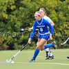 Hamilton College forward Michaela Giuttari (8)<br /> <br /> 9/30/17 11:03:58 AM Women's Field Hockey: Wesleyan University v Hamilton College, at Goodfriend Field, Hamilton College, Clinton, NY<br /> <br /> Final: Wesleyan 0  Hamilton 4<br /> <br /> Photo by Josh McKee