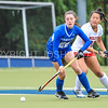 Hamilton College M Cat Donahue (22)<br /> <br /> 9/30/17 11:06:12 AM Women's Field Hockey: Wesleyan University v Hamilton College, at Goodfriend Field, Hamilton College, Clinton, NY<br /> <br /> Final: Wesleyan 0  Hamilton 4<br /> <br /> Photo by Josh McKee