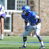 Hamilton College linebacker Sean Tolton (1)<br /> <br /> 9/23/17 1:18:32 PM Football:  Amherst College v Hamilton College at Steuben Field, Hamilton College, Clinton, NY<br /> <br /> Final:  Amherst 36  Hamilton 6<br /> <br /> Photo by Josh McKee
