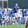 Hamilton College wide receiver Christian Donahoe (87)<br /> <br /> 9/23/17 1:14:12 PM Football:  Amherst College v Hamilton College at Steuben Field, Hamilton College, Clinton, NY<br /> <br /> Final:  Amherst 36  Hamilton 6<br /> <br /> Photo by Josh McKee