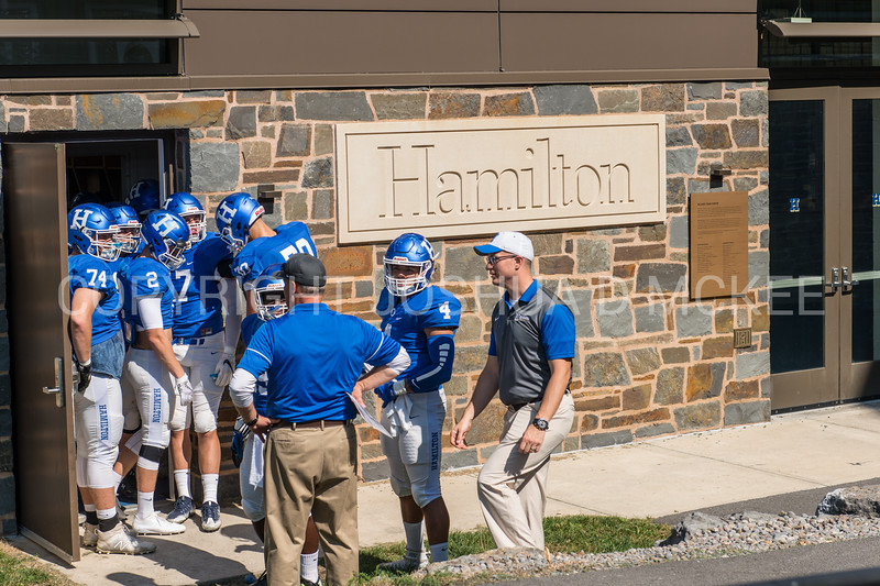 Team<br /> <br /> 9/23/17 12:57:07 PM Football:  Amherst College v Hamilton College at Steuben Field, Hamilton College, Clinton, NY<br /> <br /> Final:  Amherst 36  Hamilton 6<br /> <br /> Photo by Josh McKee