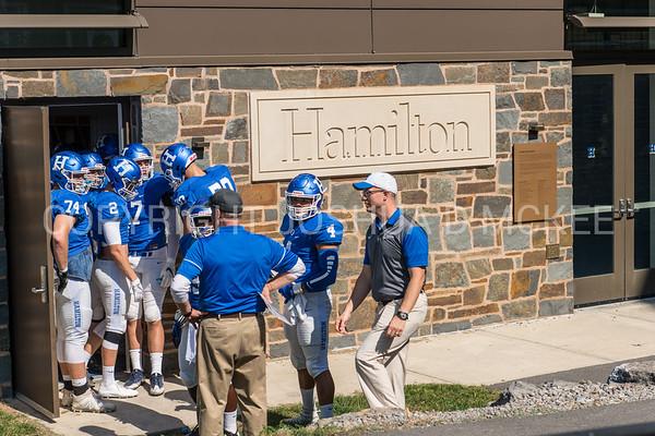 Team<br /> <br /> 9/23/17 12:57:07 PM Football:  Amherst College v Hamilton College at Steuben Field, Hamilton College, Clinton, NY<br /> <br /> Final:  Amherst 36  Hamilton 6<br /> <br /> Photo by Josh McKee