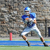 Hamilton College wide receiver Sam Robinson (26)<br /> <br /> 9/23/17 1:09:35 PM Football:  Amherst College v Hamilton College at Steuben Field, Hamilton College, Clinton, NY<br /> <br /> Final:  Amherst 36  Hamilton 6<br /> <br /> Photo by Josh McKee
