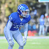 Hamilton College defensive back Bryce Phillips (12)<br /> <br /> 11/11/17 1:06:34 PM Football:  Bates College v Hamilton College at Steuben Field, Hamilton College, Clinton, NY<br /> <br /> Final:  Bates 14  Hamilton 35<br /> <br /> Photo by Josh McKee
