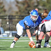 Hamilton College offensive lineman Micah Balogh (52)<br /> <br /> 11/11/17 1:17:44 PM Football:  Bates College v Hamilton College at Steuben Field, Hamilton College, Clinton, NY<br /> <br /> Final:  Bates 14  Hamilton 35<br /> <br /> Photo by Josh McKee