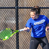 4/2/18 3:49:32 PM Tennis: Hamilton College Men and Women at Tietje Family Tennis Center, Hamilton College, Clinton, NY<br /> <br /> Photo by Josh McKee
