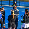 4/2/18 4:32:12 PM Tennis: Hamilton College Men and Women at Tietje Family Tennis Center, Hamilton College, Clinton, NY<br /> <br /> Photo by Josh McKee