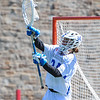 Hamilton College goalkeeper Max Scheidl (34)<br /> <br /> 3/31/18 10:36:43 AM Men's Lacrosse: Bates College v Hamilton College at Steuben Field, Hamilton College, Clinton, NY<br /> <br /> Photo by Josh McKee