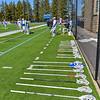 Sticks<br /> <br /> 3/31/18 10:51:42 AM Men's Lacrosse: Bates College v Hamilton College at Steuben Field, Hamilton College, Clinton, NY<br /> <br /> Photo by Josh McKee