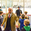 Hamilton College Assistant Coach Max Mobley<br /> <br /> 2/24/18 5:23:47 PM Men's Hockey: NESCAC Championship Quarterfinal-- Wesleyan University v Hamilton College at Russell Sage Rink, Hamilton College, Clinton, NY<br /> <br /> Final:  Wesleyan 2   Hamilton 1<br /> <br /> Photo by Josh McKee