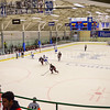 Team, Sage Rink<br /> <br /> 2/24/18 4:23:52 PM Men's Hockey: NESCAC Championship Quarterfinal-- Wesleyan University v Hamilton College at Russell Sage Rink, Hamilton College, Clinton, NY<br /> <br /> Final:  Wesleyan 2   Hamilton 1<br /> <br /> Photo by Josh McKee