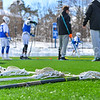 Sticks<br /> <br /> 3/4/18 12:36:55 PM Men's Lacrosse: Tufts University v Hamilton College at Withiam Field, Hamilton College, Clinton, NY<br /> <br /> Photo by Josh McKee