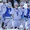 Team<br /> <br /> 3/4/18 12:19:40 PM Men's Lacrosse: Tufts University v Hamilton College at Withiam Field, Hamilton College, Clinton, NY<br /> <br /> Photo by Josh McKee