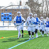 Team<br /> <br /> 3/4/18 12:21:38 PM Men's Lacrosse: Tufts University v Hamilton College at Withiam Field, Hamilton College, Clinton, NY<br /> <br /> Photo by Josh McKee