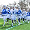 Team<br /> <br /> 3/4/18 12:21:39 PM Men's Lacrosse: Tufts University v Hamilton College at Withiam Field, Hamilton College, Clinton, NY<br /> <br /> Photo by Josh McKee