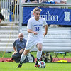 Hamilton College M Killian Clancy (18)<br /> <br /> 10/7/17 3:58:42 PM Men's Soccer: Amherst College v Hamilton College, at Love Field, Hamilton College, Clinton, NY<br /> <br /> Final:  Amherst 0  Hamilton 0  2OT<br /> <br /> Photo by Josh McKee
