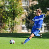 Hamilton College goalkeeper Linds Cadwell (0)<br /> <br /> 10/7/17 3:07:57 PM Men's Soccer: Amherst College v Hamilton College, at Love Field, Hamilton College, Clinton, NY<br /> <br /> Final:  Amherst 0  Hamilton 0  2OT<br /> <br /> Photo by Josh McKee