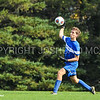 Hamilton College goalkeeper Linds Cadwell (0)<br /> <br /> 10/7/17 3:32:27 PM Men's Soccer: Amherst College v Hamilton College, at Love Field, Hamilton College, Clinton, NY<br /> <br /> Final:  Amherst 0  Hamilton 0  2OT<br /> <br /> Photo by Josh McKee