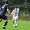 Hamilton College M Sebastien Deguines (2)<br /> <br /> 10/7/17 3:53:56 PM Men's Soccer: Amherst College v Hamilton College, at Love Field, Hamilton College, Clinton, NY<br /> <br /> Final:  Amherst 0  Hamilton 0  2OT<br /> <br /> Photo by Josh McKee